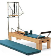 Pilates - Tower Trapeze Combo