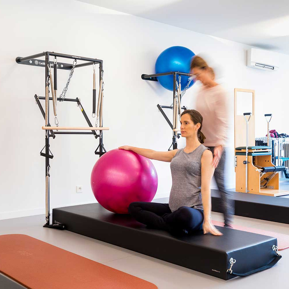 Medineth Pure Pilates Studio Grobbendonk - Privéles