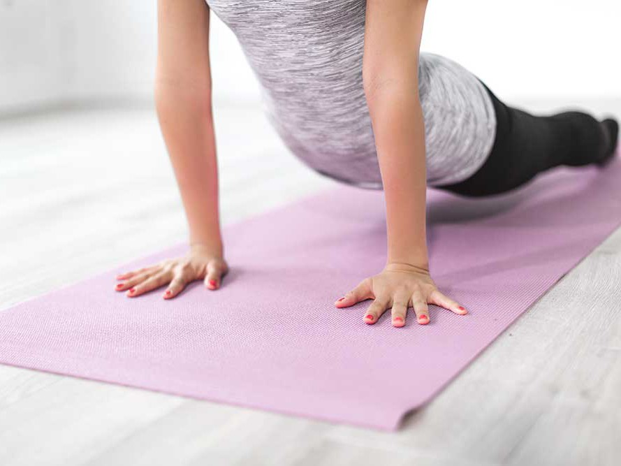 Medineth Yin Yoga Studio Grobbendonk Herentals